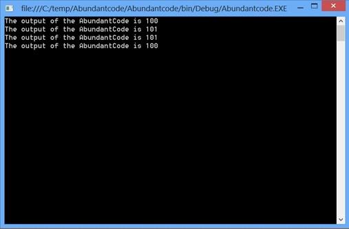 Postfix and Prefix Operator in C#