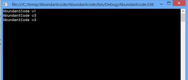 var keyword in For Statements in C#