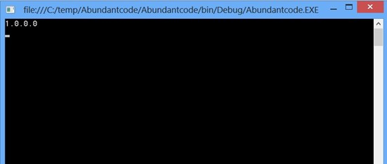 How to Get the File Version of the Assembly in .NET (C#)?