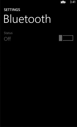 How to Launch the Device Bluetooth Settings App from the Windows Phone 8 App?