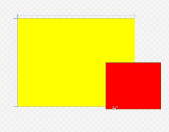 Rectangle and TranslateTransform example in Silverlight and XAML