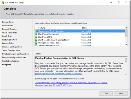 sql server 2014 express management studio (x64) download