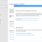 Connect to Your Workplace, School or College by @mikehalsey