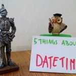 5 things about DateTime time zones and formatting @BelloneDavide