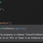 C# 9.0: Init-only Properties – Create Immutable Properties Without Constructor Boilerplate by @thomasclaudiush