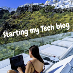 Starting my Tech Blog by @Chard003